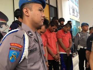 Polisi Gadungan Ditembak Setelah Mencuri dan Menganiaya