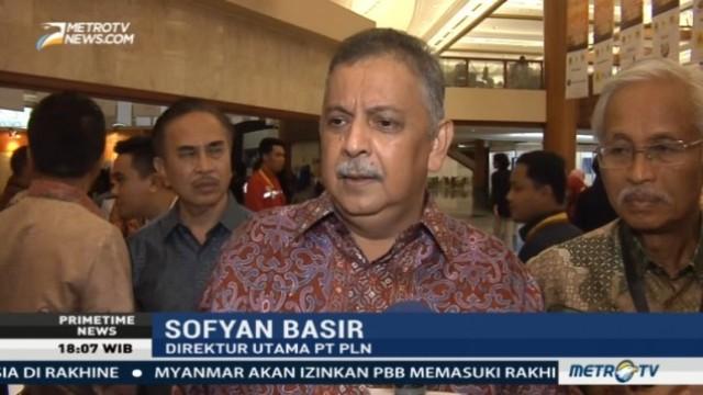 Direktur Utama PLN Sofyan Basir.