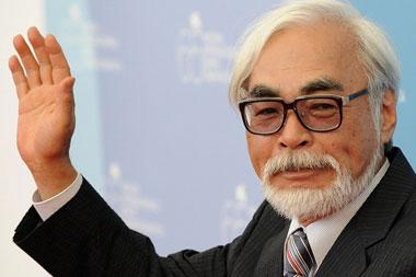 Hayao MIyazaki (Foto: Nerdist)