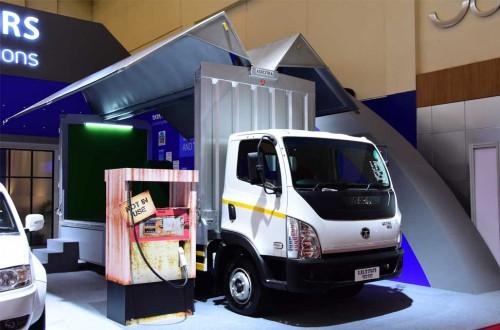 Penjualan Tata Motors moncer di GIIAS. TMDI