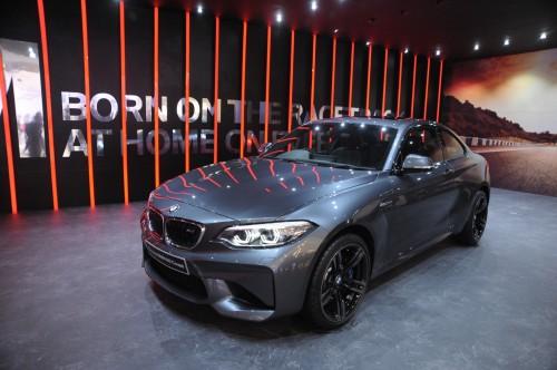 New BMW M2 Coupe di GIIAS 2018. BMW Indonesia