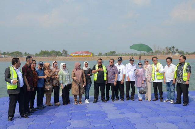 6. Komisi V Pastikan Kesiapan Infrastruktur Asian Games di Palembang. (Foto: Dok. DPR)