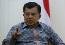 Wapres Minta Ojek Daring tak Permalukan Indonesia