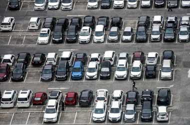 Area parkir terbuka mempercepat usia komponen mobil. Dok. MTVN