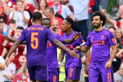 Liverpool Tutup Pramusim dengan Kemenangan