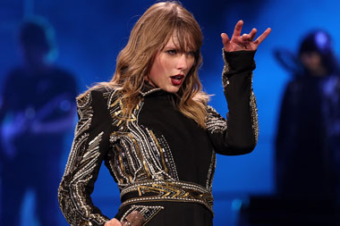 Taylor Swift (Foto: Getty Images/Christopher Polk)
