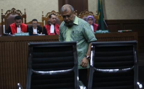 Penyuap Patrialis Akbar Ajukan Peninjauan Kembali