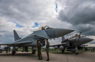 Jet Spanyol Tak Sengaja Tembakkan Misil di Estonia