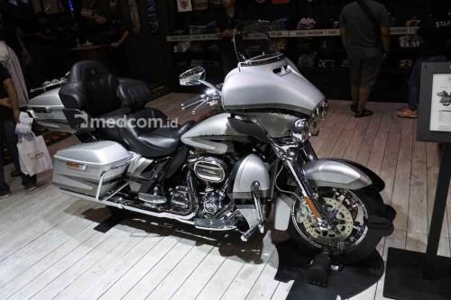 Harley-Davidson satu ini berstatus motor paling mahal di GIIAS