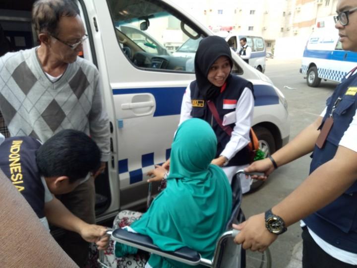 Badal Haji Disiapkan bagi CJH yang Berhalangan Wukuf