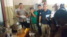 Polisi Gerebek Pabrik Sabu di Tangerang