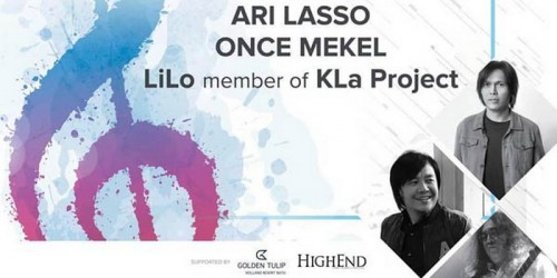 Intimate Concert with Once, Ari Lasso and LiLo (Foto: dok. Esa