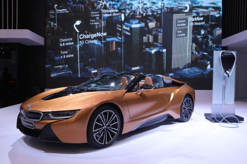BMW i-Series merupakan salah satu lini produk BMW dengan