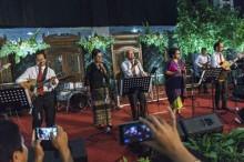 Elek Yo Band yang Terdiri dari Para Menteri akan Tampil pada
