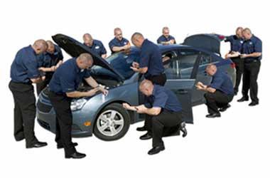 Penting lakukan inspeksi kendaraan pra perjalanan. Inspectmyride