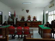 Edarkan Sabu, Eks Anggota Polda Sumut Divonis 8 Tahun 6 Bulan Penjara