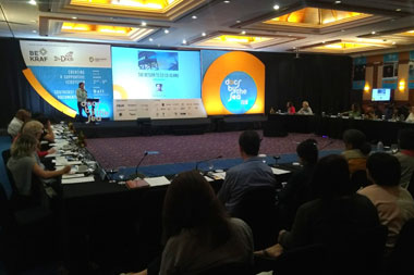 Forum dokumenter internasional Docs By The Sea (DBTS) edisi