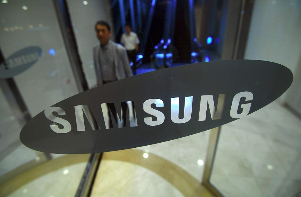 Samsung akan tanamkan investasi untuk kembangkan 4 segmen teknologi baru. (AFP PHOTO / JUNG Yeon-Je)