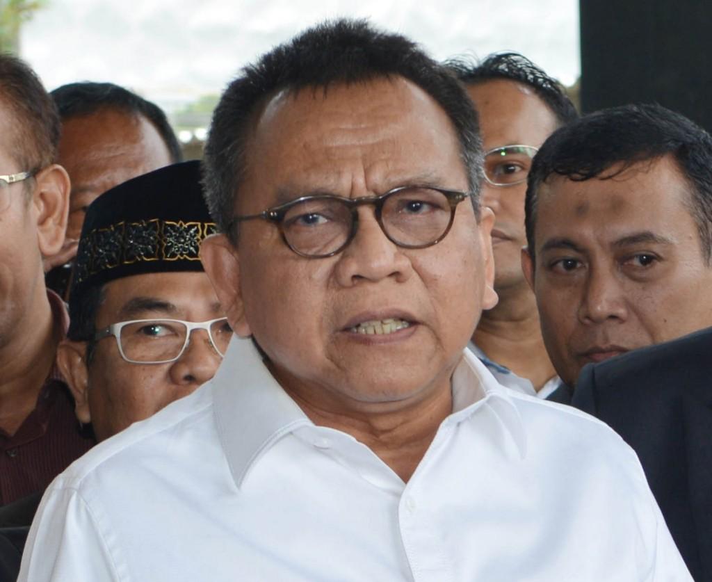 Wakil Ketua DPRD DKI M. Taufik/MI/Mohamad Irfan