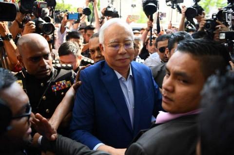 Di Pengadilan, Mantan PM Malaysia Bantah Pencucian Uang