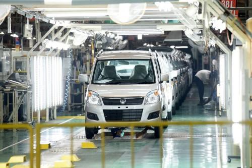 Karimun Wagon R banyak diminati pasar ekspor. Dok. Medcom