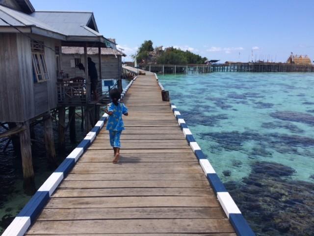 Kepulauan Togean, salah satu pulau di Kabupaten Tujo Una-una, Sulawesi Tengah. Foto: Medcom.id/Renatha Swasty