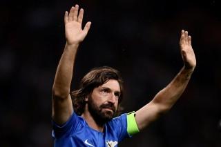 Pirlo Menolak jadi Asisten Pelatih Timnas Italia