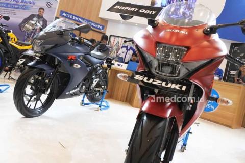 Suzuki Boyong GSX-R150 Edisi Spesial untuk Tes Pasar