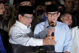 Democratic Party Endorses Prabowo-Sandiaga Pair
