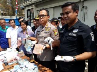 Kurang dari 24 Jam, Perampok di Tangerang bisa Ditangkap