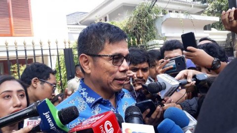 Sekjen Demokrat Hinca Pandjaitan--Medcom.id/Siti Yona Hukmana