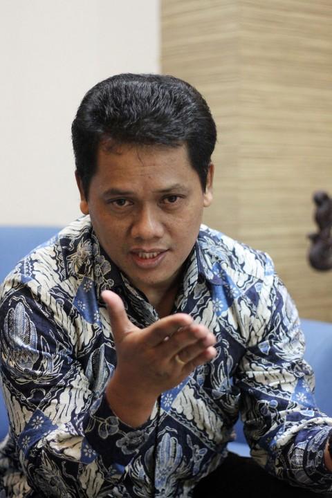 Rektor Universitas Tarumanagara Agustinus Purna Irawan, MI/Arya