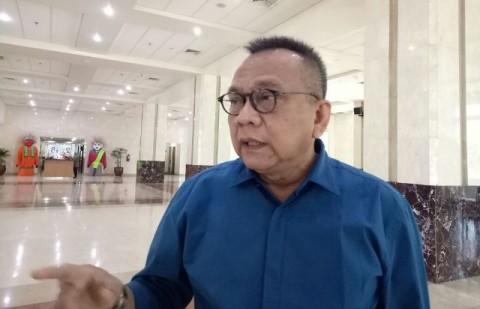 Jakarta Regional Legislative Council deputy speaker M Taufik