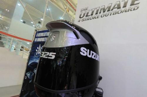 Suzuki terus memperluas jangkauan pemasaran untuk mesin tempel