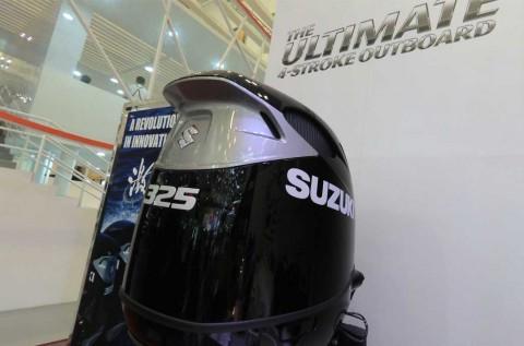Suzuki Kembangkan Jaringan untuk Mesin Tempel