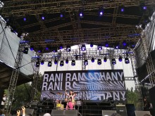Rani Ramadhany Buka On Off Festival Perdana