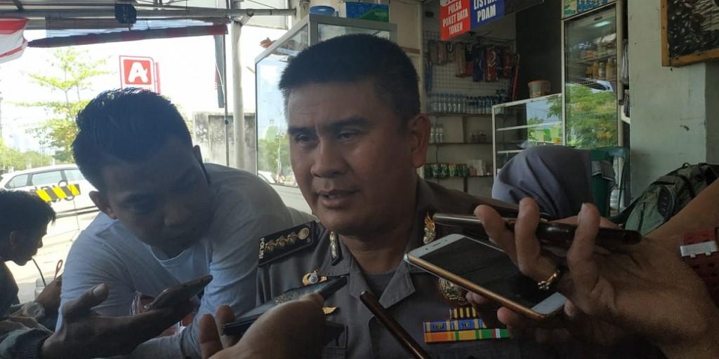 Kabid Humas Polda Sulawesi Selatan, Kombes Dicky Sondani. Medcom.id/ Andi Aan Pranata.