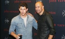 Keliling Eropa, Nick Jonas Siapkan Proyek Film Terbaru