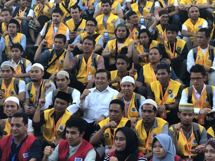 Sebanyak 150 WNI Berangkat Haji dari Korsel
