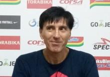 Milan Petrovic Minta Maaf kepada Seluruh Aremania
