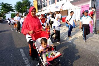 PGN Ajak Masyarakat Pekanbaru Berolahraga