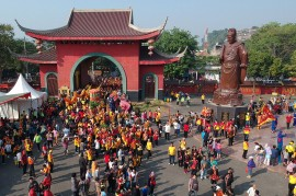 Peringatan ke-613 Kedatangan Laksamana Cheng Ho