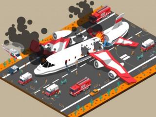 Basarnas Upayakan Evakuasi Pesawat Dimonim