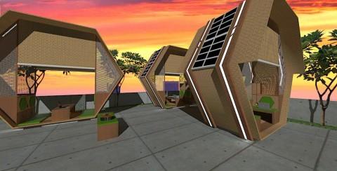 Hive, <i>co-working space</i> untuk taman kota