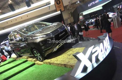 Penjualan Mitsubishi dan Fuso massih sesuai target di pameran