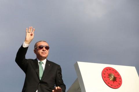 Erdogan Sebut AS Beri Tenggat Waktu Pembebasan Pendeta