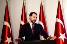 Lira Jatuh, Menkeu Turki Bertekad Tenangkan Pasar