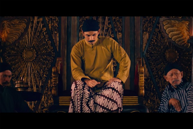 Cuplikan trailer film Sultan Agung (Foto: YouTube Film Sultan Agung)