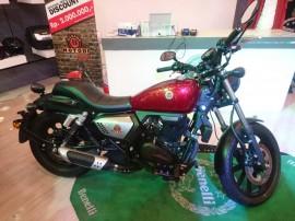 Benelli Indonesia Eksis Lewat Motobi 200 Evo