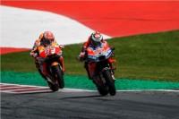 Klasemen Pembalap usai MotoGP Austria